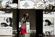 World Premier at Sadlers Wells: Widely hailed as the 'God of Manga', visionary Japanese animator Osamu Tezuka provides the inspiration for internationally renowned choreographer and Sadler's Wells Associate Artist Sidi Larbi Cherkaoui's brand new work - Widely hailed as the 'God of Manga', visionary Japanese animator Osamu Tezuka provides the inspiration for internationally renowned choreographer and Sadler's Wells Associate Artist Sidi Larbi Cherkaoui's brand new work - TeZukA.
