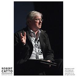 David Baldock at the Spada Conference 06 at the Hyatt Regency Hotel, Auckland, New Zealand.<br />