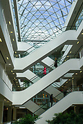Lithuania, Vilnius, the Gedimino 9 shopping mall, Gedimino prospekta 9