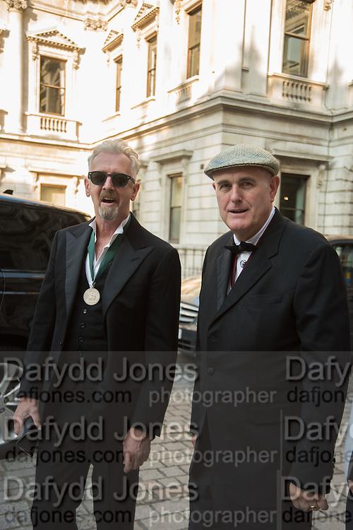 DAVID MACH; HUMPHREY OCEAN, Royal Academy Annual dinner, Piccadilly, London. 6 June 2016