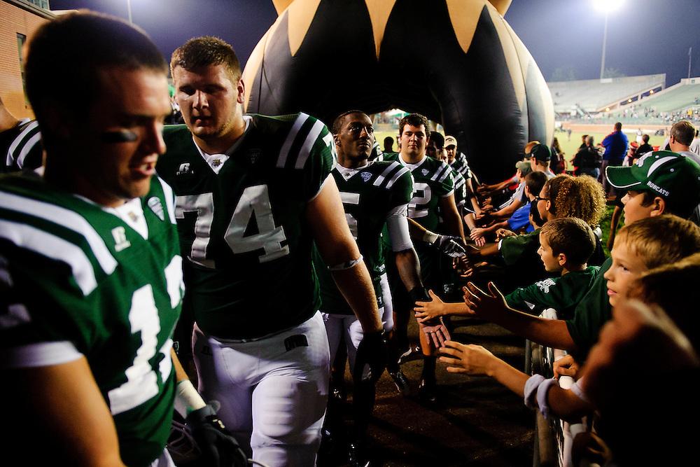 Ohio University football team