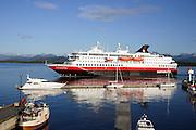 Molde, Møre og Romsdal county, Norway the Ferry