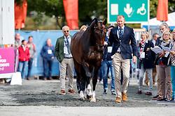 Hughes Gareth, GBR, Don Carissimo<br /> Dressage Vetcheck<br /> European Championship Goteborg 2017<br /> © Hippo Foto - Stefan Lafrenz