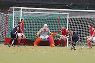 Wales v USA, senior mens international hockey match at the National hockey centre, Sophia Gardens in Cardiff on Monday 13th Sept 2010. pic by Andrew Orchard