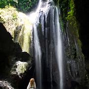 Bali's Secret Waterfall I