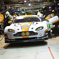 #97 Aston Martin Vantage V8, Le Mans 24H 2012, GTE Pro, Sunday morning 17 June 2012