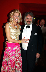 BARON & BARONESS STEPHEN BENTINCK, she is<br />