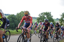 Chantal Blaak at Boels Rental Ladies Tour Stage 5 a 141.8 km road race from Stamproy to Vaals, Netherlands on September 2, 2017. (Photo by Sean Robinson/Velofocus)