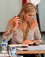 30-8-2016 JAKARTA - Koningin Maxima undp internationale partners samen met Douglas Broderick United nations co&ouml;rdinator  Koningin Maxima bezoekt van dinsdag 30 augustus tot en met donderdag 1 september de Republiek Indonesi&euml; in haar functie van speciale pleitbezorger van de secretaris-generaal van de Verenigde Naties voor Inclusieve Financiering voor Ontwikkeling.  COPYRIGHT ROBIN UTRECHT<br /> 30-8-2016 JAKARTA - Queen Maxima visit on Tuesday, August 30th to Thursday, September 1st, the Republic of Indonesia in its role of special advocate of the Secretary-General of the United Nations for Inclusive Finance for Development. COPYRIGHT ROBIN UTRECHT