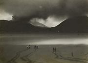 De Zandzee bij de Bromo op Oost-Java