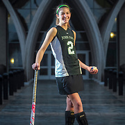 Kelly Donovan, Field Hockey Player of the year, Pope John Paul the Great, Woodbridge, Virginia. For The News & Messenger.