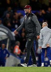 Liverpool manager Jurgen Klopp at full time