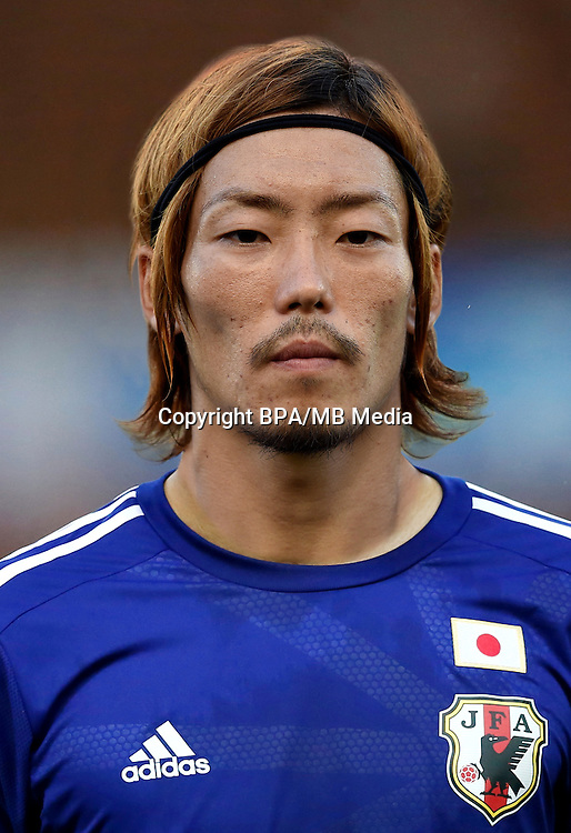 Fifa Men&acute;s Tournament - Olympic Games Rio 2016 - <br /> Japan National Team - <br /> Hiroki Fujiharu