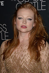 August 9, 2017 - New York, NY, USA - August 9, 2017  New York City..Sarah Snook attending 'The Glass Castle' film premiere on August 9, 2017 in New York City. (Credit Image: © Kristin Callahan/Ace Pictures via ZUMA Press)