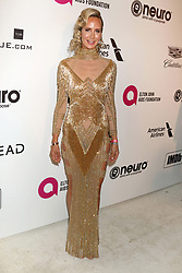 February 24, 2019 - West Hollywood, CA, USA - LOS ANGELES - FEB 24:  Lady Victoria Hervey at the Elton John Oscar Viewing Party on the West Hollywood Park on February 24, 2019 in West Hollywood, CA (Credit Image: © Kay Blake/ZUMA Wire)