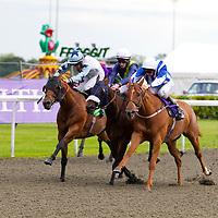 Lady Mango and Darren Egan winning the 6.20 race
