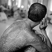Le Yantra, ou l'art du tatouage magique