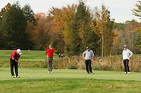 State Golf Championships at Ridgewood Golf Club in Moultonboro, NH.  Karen Bobotas/for the Laconia Daily Sun