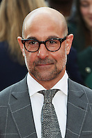Stanley Tucci, Florence Foster Jenkins - World film premiere, Leicester Square, London UK, 12 April 2016, Photo by Richard Goldschmidt