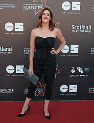 Edinburgh International Film Festival, Saturday, 24 June 2018<br /> <br /> STEEL COUNTRY (WORLD PREMIERE)<br /> <br /> Pictured:  Bronagh Waugh<br /> <br /> <br /> (c) Alex Todd | Edinburgh Elite media