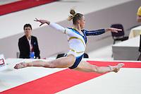 Jonna Adlerteg - 15.04.2015 - Qualifications - Championnats d'Europe Gymnastique artistique - Montpellier<br />Photo : Andre Delon / Icon Sport