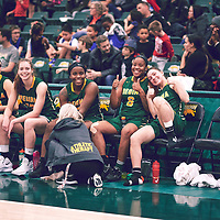 The bench during the Women's Basketball Home Game on Sat Dec 01 at Centre for Kinesiology,Health and Sport. Credit: Arthur Ward/Arthur Images