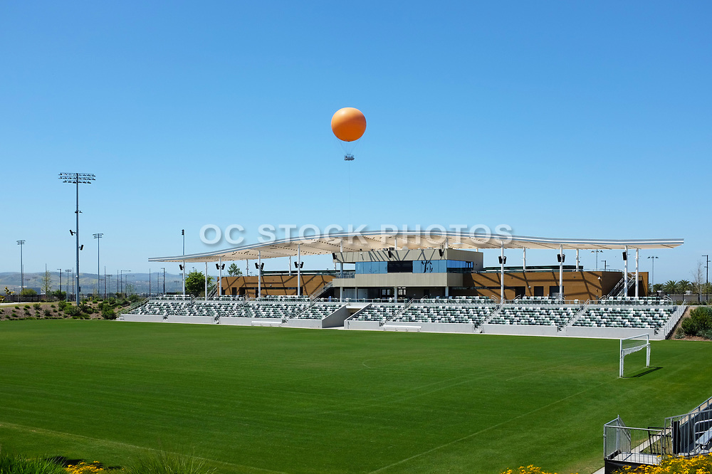 The Great Park Championship Soccer Stadium and Training Facility