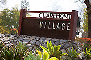 The Claremont Village Square