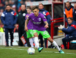 Jamie Paterson of Bristol City - Mandatory by-line: Robbie Stephenson/JMP - 30/03/2018 - FOOTBALL - Oakwell Stadium - Barnsley, England - Barnsley v Bristol City - Sky Bet Championship