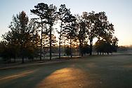 Carmel Golf Course Dawn Fall 2013