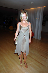 MARIELLA FROSTRUP at an Evening at Sanderson in Aid of CLIC Sargent held at The Sanderson Hotel, 50 Berners Street, London W1 on 15th May 2007.<br />