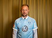 ARLANDA, SWEDEN - MARCH 21: Magnus Pehrsson of Malmo FF during the Allsvenskan Kick-Off Meeting at Clarion Hotel Arlanda on March 21, 2018 in Arlanda, Sweden. Photo by Nils Petter Nilsson/Ombrello ***BETALBILD***