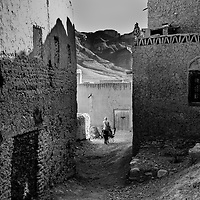 Ancient town, Morocco
