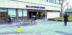 Pictured: <br /> <br /> The days of giving blood as a frightening experience are long gone with donors welcomed by the Blood Transfusion Service (BTS) with calm efficiency and refereshment as a thank you.  <br /> BTS need to welcome approximately 450 donors every day, and endeavour to encourage everyone to donate and support patients in Scotland.<br /> <br /> Each donor provides slightly less than a pint  – 380 mls - of one of the eight different blood groups.  The BTS  need 5-7 days supply at all times to be able to cope with demand.<br /> <br /> <br /> Ger Harley | EEm 7 February 2018