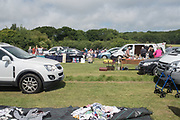 Polegate boot sale, East Sussex. 11 June 2017