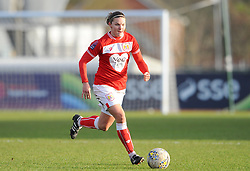 Loren Dykes of Bristol City in action - Mandatory by-line: Nizaam Jones/JMP - 27/01/2019 - FOOTBALL - Stoke Gifford Stadium - Bristol, England - Bristol City Women v Yeovil Town Ladies- FA Women's Super League 1