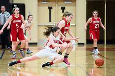 Marysville-Pilchuck at Snohomish Girls V Basketball