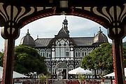 Kurhaus, Bad Salzungen, Thüringen, Deutschland. .Kurhaus, Bad Salzungen, Thuringia, Germany