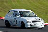 \64\ during the CSCC Tin Tops at Oulton Park, Little Budworth, Cheshire, United Kingdom. October 15 2016. World Copyright Peter Taylor/PSP. <br /> Copy of publication required for printed pictures.  Every used picture is fee-liable. http://archive.petertaylor-photographic.co.uk