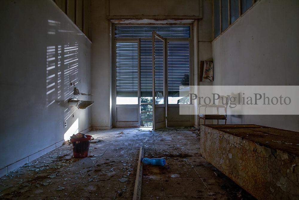 ex ospedale Galateo, sito in Lecce