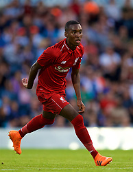 BLACKBURN, ENGLAND - Thursday, July 19, 2018: Liverpool's Rafael Camacho during a preseason friendly match between Blackburn Rovers FC and Liverpool FC at Ewood Park. (Pic by David Rawcliffe/Propaganda)