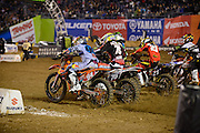 2013 AMA Supercross Series.San Diego, California..February 9, 2013