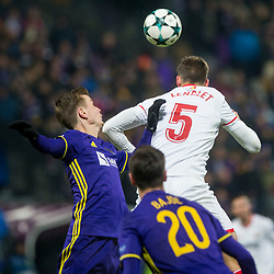 20171206: SLO, Football - UEFA Champions League 2017/18, NK Maribor vs Sevilla FC
