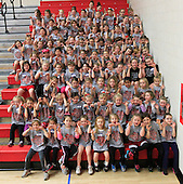 KHS Cheer Clinic 2013