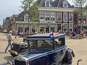 Oldtimer Elfstedentocht Franeker 2018