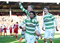 09/11/14 SCOTTISH PREMIERSHIP <br /> ABERDEEN v CELTIC <br /> PITTODRIE - ABERDEEN