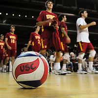 USC MVB SENIOR NIGHT