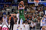 DESCRIZIONE : Eurolega Euroleague 2015/16 Group D Unicaja Malaga - Dinamo Banco di Sardegna Sassari<br /> GIOCATORE : Edwin Jackson<br /> CATEGORIA : Tiro Tre Punti Three Point Controcampo<br /> SQUADRA : Unicaja Malaga<br /> EVENTO : Eurolega Euroleague 2015/2016<br /> GARA : Unicaja Malaga - Dinamo Banco di Sardegna Sassari<br /> DATA : 06/11/2015<br /> SPORT : Pallacanestro <br /> AUTORE : Agenzia Ciamillo-Castoria/L.Canu