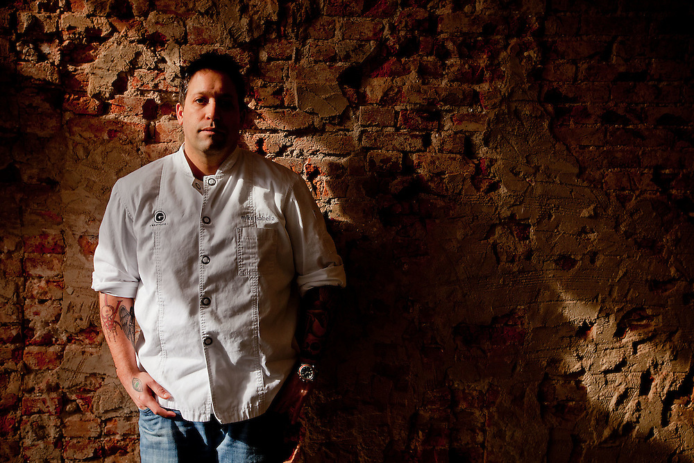 Chef Mike Isabella.