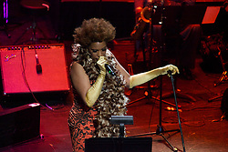 Macy Gray at the Jazz Foundation Benefit honoring Babi Floyd, The Apollo Theater, New York, NY, May 19, 2013.